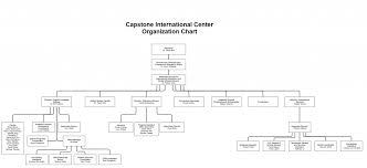 Organizational Chart International The University Of Alabama