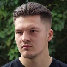 Fantastique Cheveux Courts Lisses Homme Dégradé Homme
