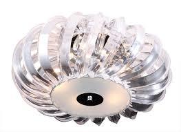 home goods decorative glass ceiling light mx9048 cl