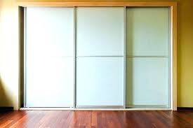 sliding wardrobe doors installing onto diffe surfaces bq reviews