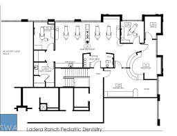 dental office design pediatric floor plans pediatric. Fine Pediatric Junglethemed Childrenu0027s Dentistry Office Built Around Banyan Tree  Includes Dental Surgery Rooms With Piped Anesthesia Gases To Dental Office Design Pediatric Floor Plans A