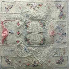 Butterfly Hanky Quilt Handkerchief Quilts Instructions ... & ... Handkerchief Quilts Instructions Handkerchief Quilt Pattern Custom  Quilting ... Adamdwight.com