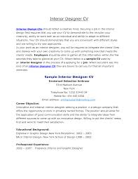 Graphic Designer Objective Resume Resume For Your Job Application