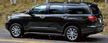 Toyota Sequoia 2015 - YouTube