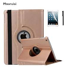 case for ipad pro 10 5 inch 360 rotating stand flip smart pu leather case cover for ipad pro 10 5 inch screen waterproof cell phone cases wallet cell