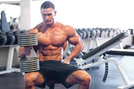 the four week lean muscle workout plan