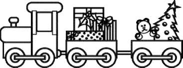 Parents, teachers, churches and recognized nonprofit organizations may print or copy multiple christmas coloring pages for use at home or in the classroom. Christmas Train Coloring Pages For Kids