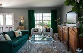Eclectic Glam Living Room Tour Sources The Gathered Home Awesome Eclectic Living Room