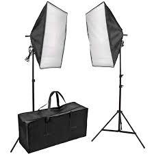box light photo photographic equipment light photo box 4in1 softbox studio set photography lighting set studio