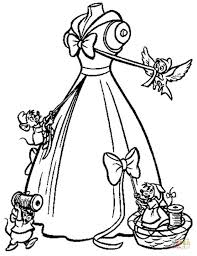 Small Picture New Cinderella Coloring Pages Coloring Coloring Pages