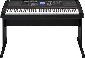 yamaha piano. image for dgx-660 digital piano from samash yamaha r