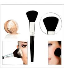 techdizi natural blusher brush foundation brush 1 no s techdizi natural blusher brush foundation brush 1 no s at best s in india snapdeal