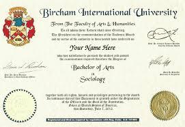 bachelor bircham university biu graduate services distance  bachelor s degree