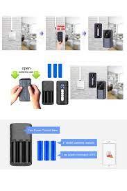 Hismont Wıfı Kapı Zili Akıllı Ev Kablosuztelefon Kapı Zili Fiyatı,  Yorumları - TRENDYOL