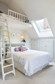 An attic gives a possibility to use much more interesting room layouts than  you can use