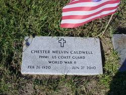 Chester Melvin Caldwell (1920-2010) - Find A Grave Memorial