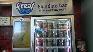 Smoothie Vending Machine Best These Vending Machines Make Real Milkshakes Iced Coffees And