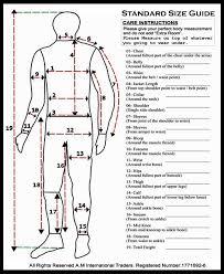 Leather Suit Measurement Gloves Measurement Jacket