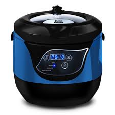 Non Stick Kitchen Appliances Elite By Maxi Matic 55 Quart Digital Non Stick Low Pressure