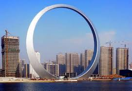 unique architectural buildings. Circle Of Life Architecture Firm Shanghai Modern Architectural Design Co. Are Responsible For Designing A Unique Buildings O