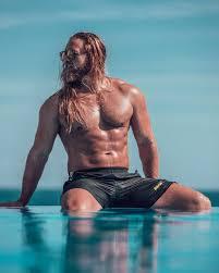 Lasse is the bearded norwegian lieutenant, and the perfect gentleman for the gentleman diaries. Lasse Matberg Irl Thor Ladyboners