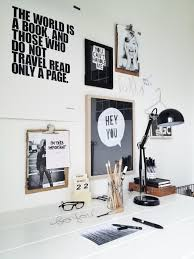 black white home office inspiration. Of Fun On Pinterest, Finding Images Girly Workspaces, So Here Is A Bit My Inspiration For Black, White \u0026 Gold Home Office \u2013 What\u0027s Not To Love? Black