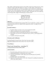 cna resume objectives cover letter template for resume objective nursing  inside remarkable assistant free certified nursing