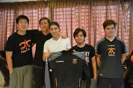 the new team fnatic 2016 the hyped geek