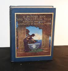 a wonder book and tanglewood tales hawthorne nathaniel parrish maxfield