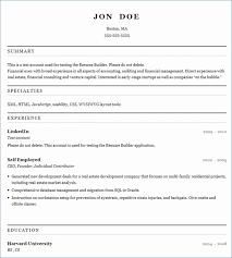Actually Free Resume Builder Unique Livecareer Resume Builder Outstanding Free Resume Builder Software