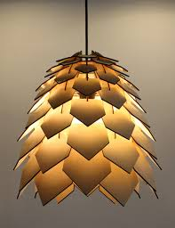 Lasercut Lamp Design To Assemble Yourself Basto Elbers