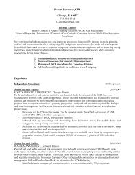 Internal Auditor Resume Compliance Auditor Resume Resume Samples