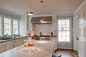 this white kitchen was part of an article on an award winning ranch style