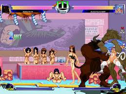 Fighting game hentai mugen