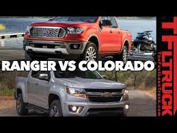 2019 Ford Ranger vs Chevy Colorado   What Car or Truck Should I Buy ...