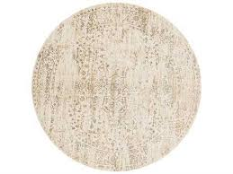 loloi rugs kingston kt 01 round cream multi area rug