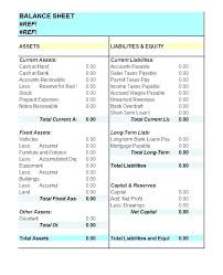 Open Google Spreadsheet In Excel Bank Balance Sheet Template Balance