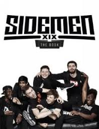 sidemen book drawing of ethan sidemen the book by the sidemen of sidemen book drawing of