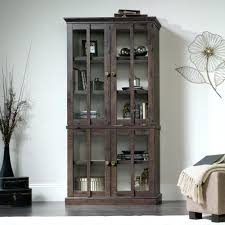 Black Corner Display Cabinets With Glass Doors Cabinet Sliding Door Locks  Hardware. Display Cabinet Glass Door Hardware Teak Doors Track.