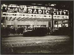 「radio city music hall construction」の画像検索結果