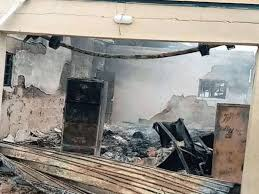 Assailants Attack NDLEA Office In Abia