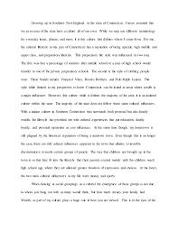 culture essay revised