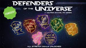 Defenders Of The Universe Enamel Pin Set By Ashley Smith Faq