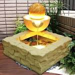Image result for large indoor fountain