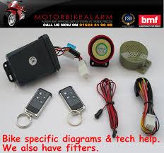 ncs c 11 talking motorbike alarm and immobiliser system c11talk