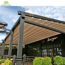 Roof Shade Design Modern Design Motorized Pvc Retractable Roof Awning Systems Buy Retractable Roof Systems Retractable Roof Retractable Awning Product On Alibaba Com
