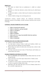 culture notes for mains from ccrt helpful for ias asp ts 2 2 heritage  the culture