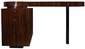 contemporary wood office furniture. macassar ebony desk midcentury modern desks u0026 writing tables dering hall contemporary wood office furniture o