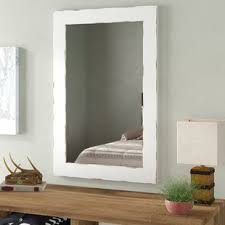 Image great mirrored bedroom Ashley Quickview Best Price Furniture Mattress Large Oversized Rustic Mirrors Youll Love Wayfair