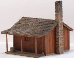 this is a ho scale scratch build using plans from pat harriman s book early wood frame and stone structures this is a build of the second plan in the